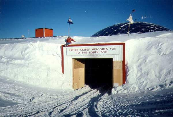 Amundsen- Scott South Pole Station