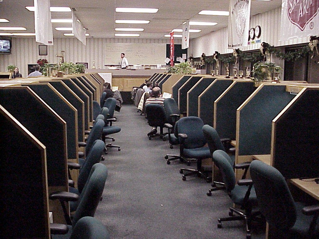 Call center booths