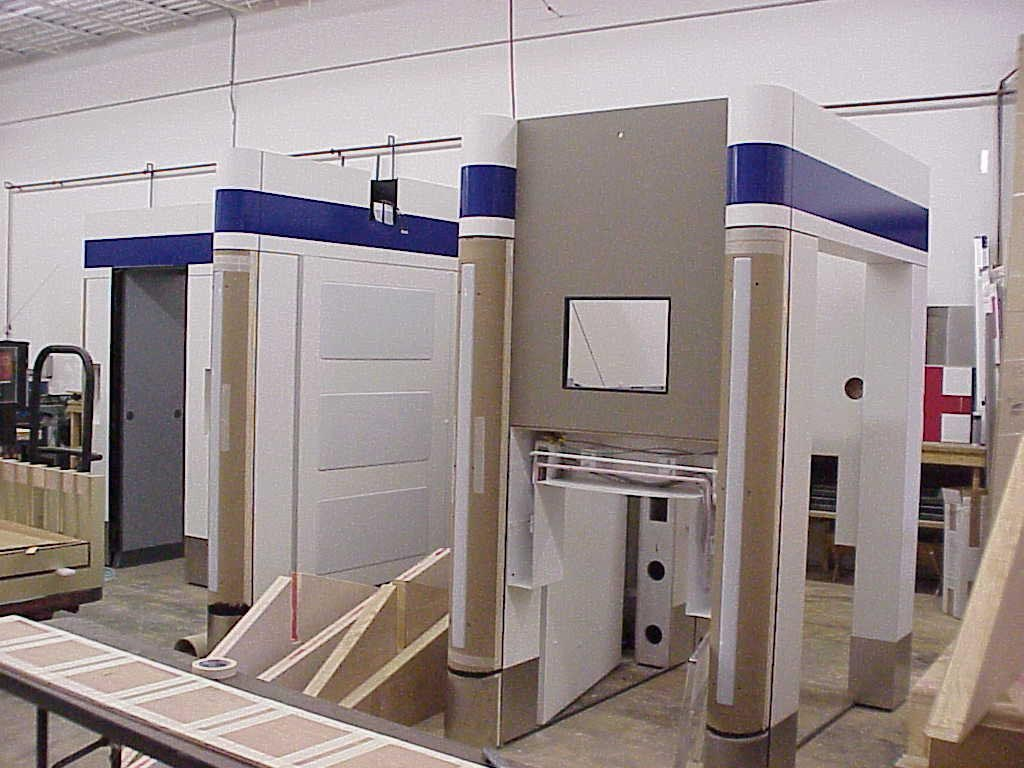 Delta Security Gate