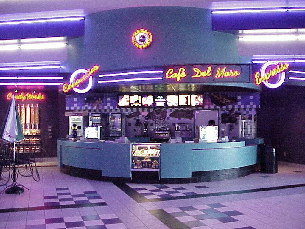 Regal Cinema Cafe 8