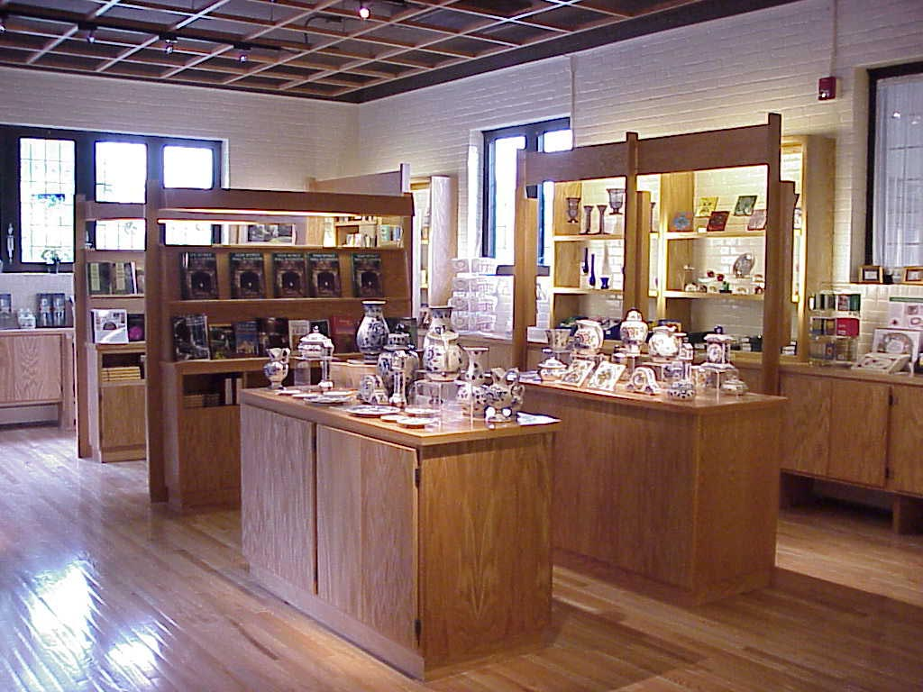 Stan Hywet gift shop